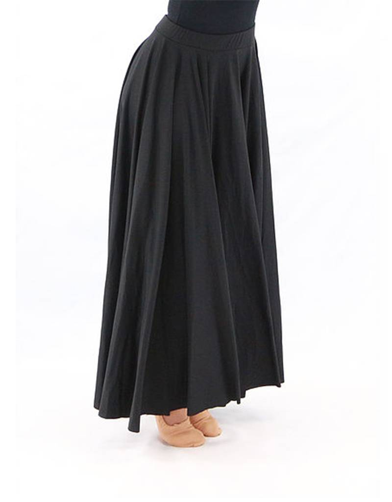 Basic Moves BM2235X- Basic Moves 540 Liturgical Dance Skirt- Plus