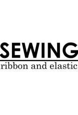 Sewing Ribbon and Elastic