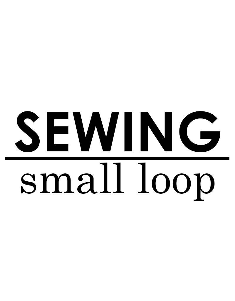 Sewing Small Loop