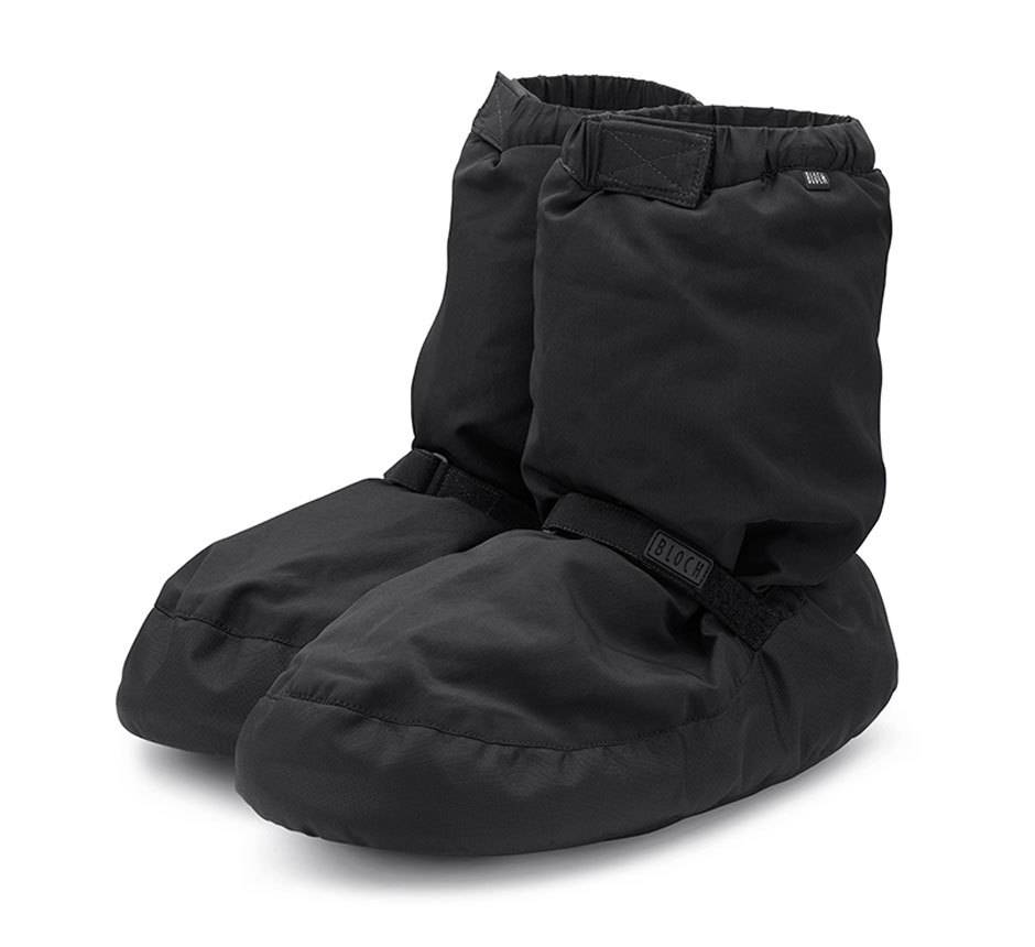 Bloch IM009: Bloch Warm Up Booties
