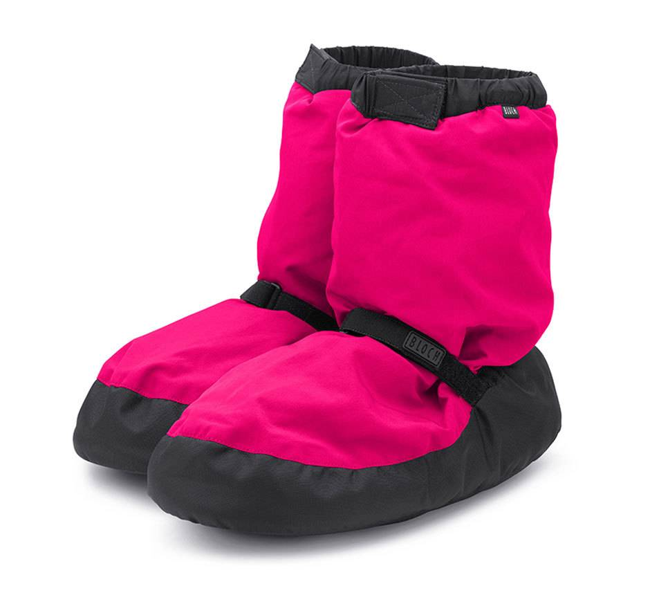 Bloch/Mirella IM009: Bloch Warm Up Booties
