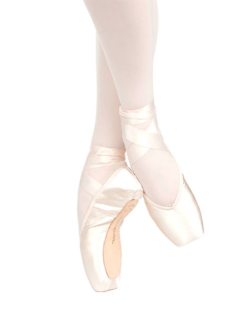 Russian Pointe Size 34.5: Brava U-Cut with Drawstring
