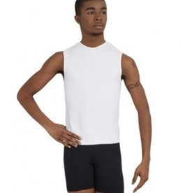 Capezio Capezio Sleeveless Fitted Muscle Tee
