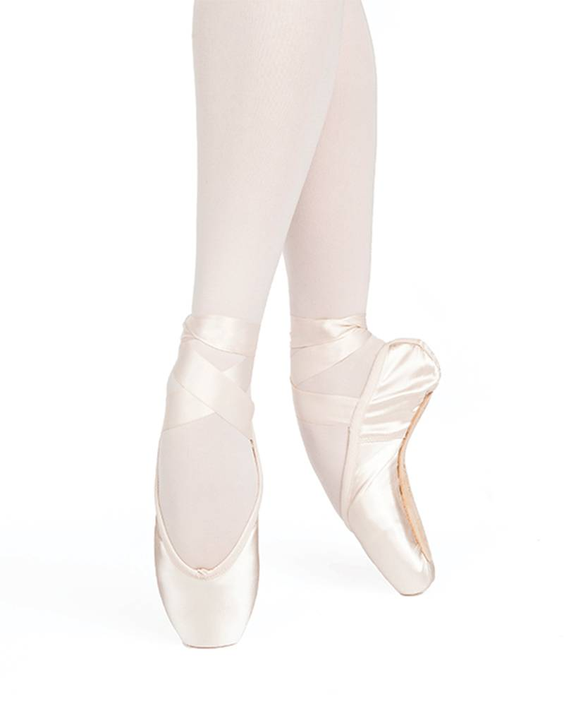 Russian Pointe Size 38: Entrada Pro U-Cut with Drawstring