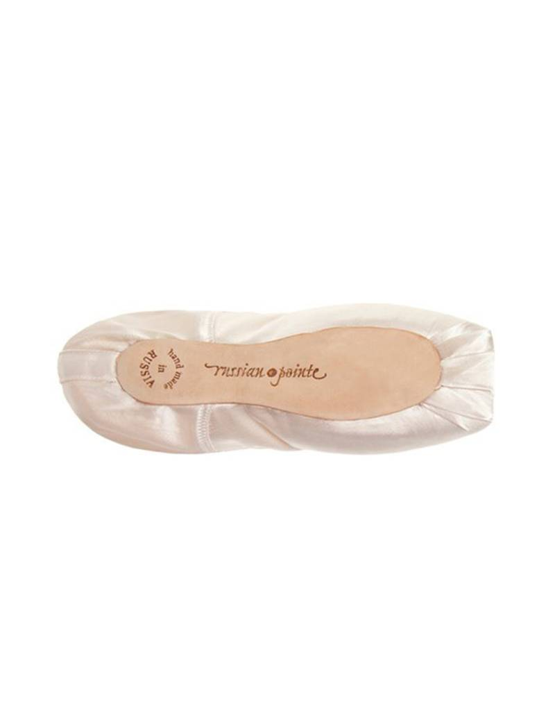 Russian Pointe Size 36: Lumina U-Cut with Drawstrin8