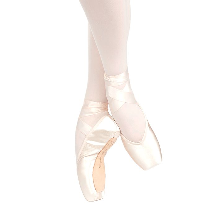 Russian Pointe Size 37:  Brava U-Cut with Drawstring