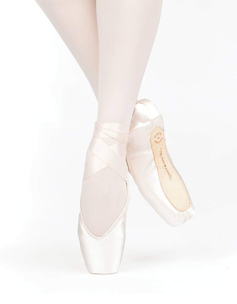 Russian Pointe Size 37.5: Lumina V-Cut