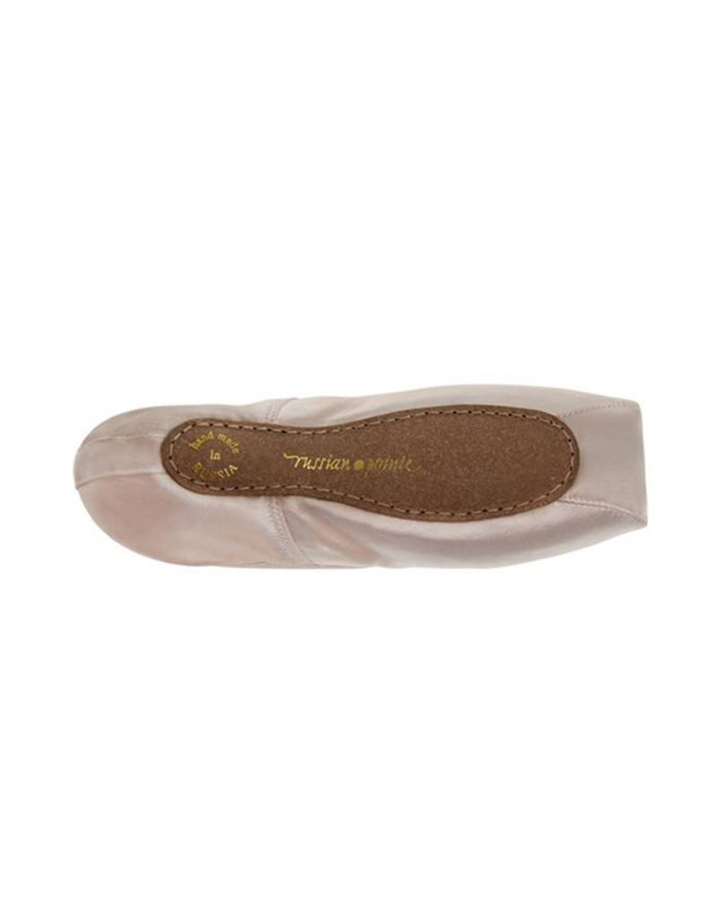 Russian Pointe Size 37: Sapfir U-Cut with Drawstring