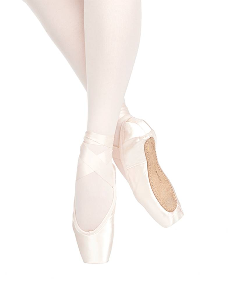 Russian Pointe Size 39: Sapfir U-Cut with Drawstring