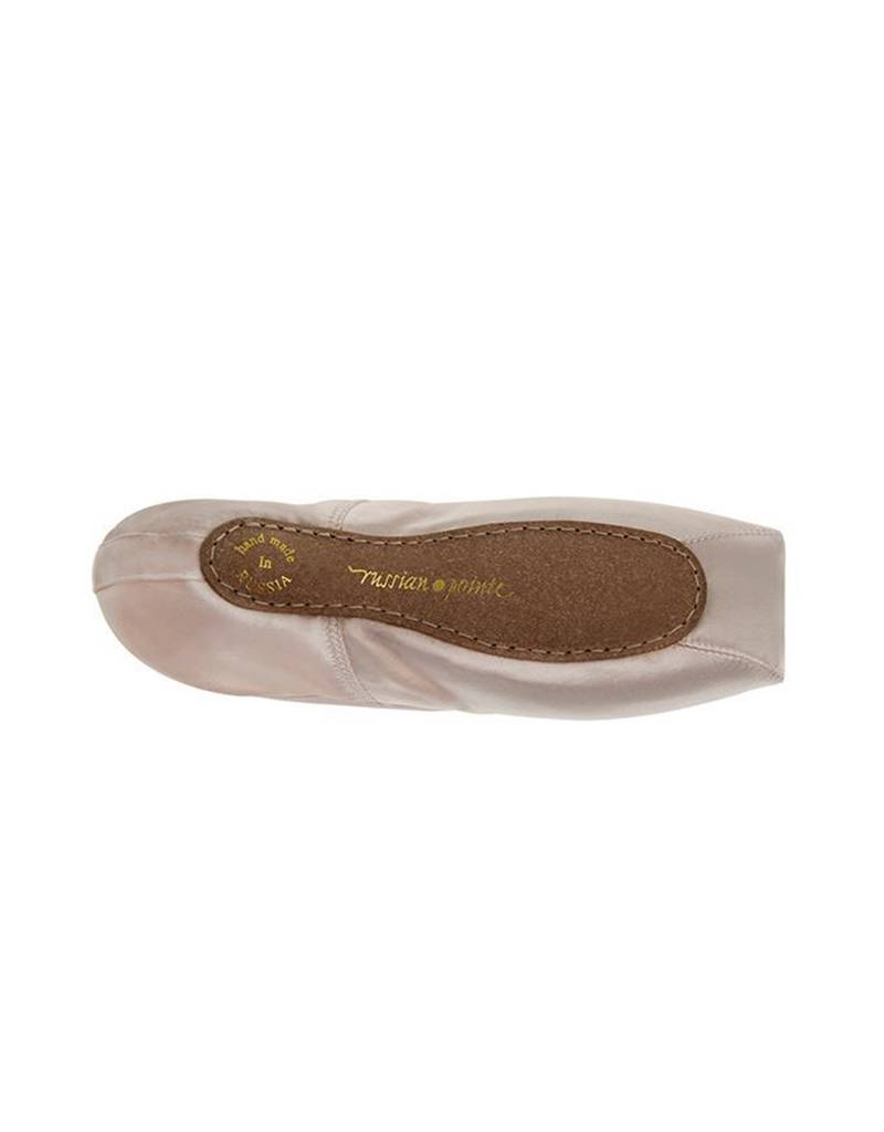 Russian Pointe Size 34.5: Sapfir V-Cut