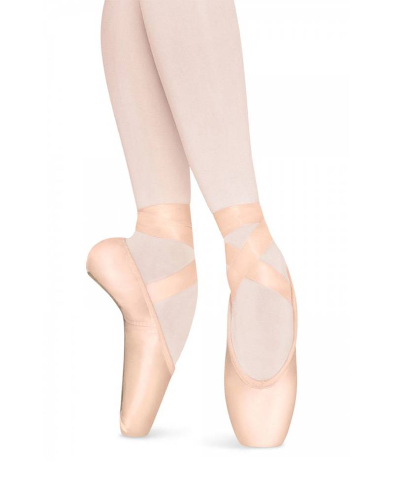 Bloch S0168L: Signature Rehearsal Pointe Shoe