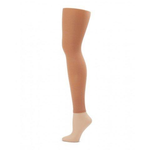 Capezio/Bunheads Capezio 140C: Girls' Hold & Stretch Footless Tight