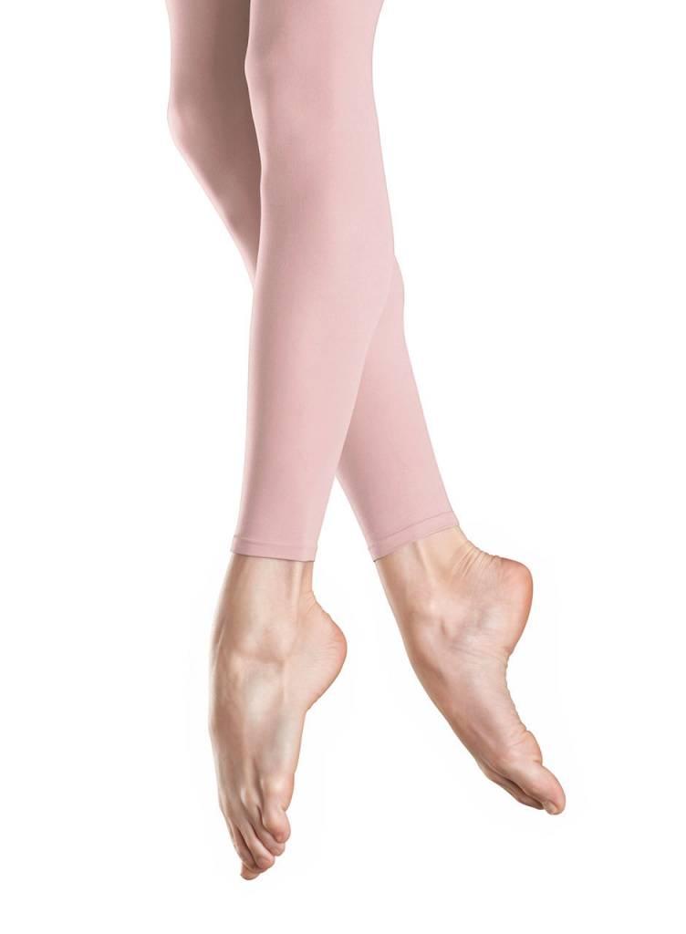 T0940G: Girls' Bloch Endura Footless Tight