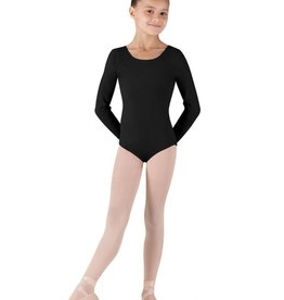 Bloch/Mirella Bloch Basic Long Sleeve Leotard