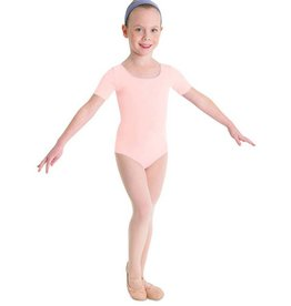 Bloch Basic Short Sleeve Leotard