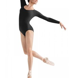 Freed/Chacott Bloch Lepsi Long Sleeve Leotard