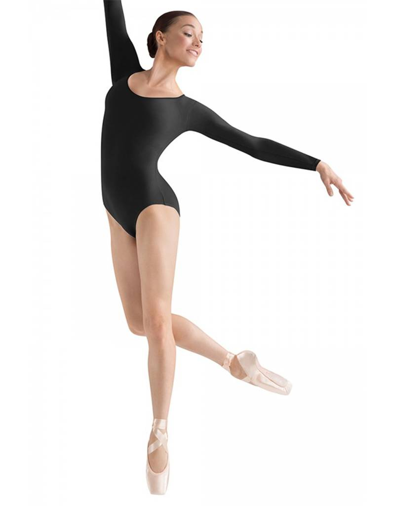 L5609: Bloch Women's Lepsi Long Sleeve Leotard