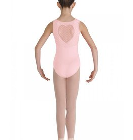 Bloch Bloch Miame Heart Mesh Tank Leotard