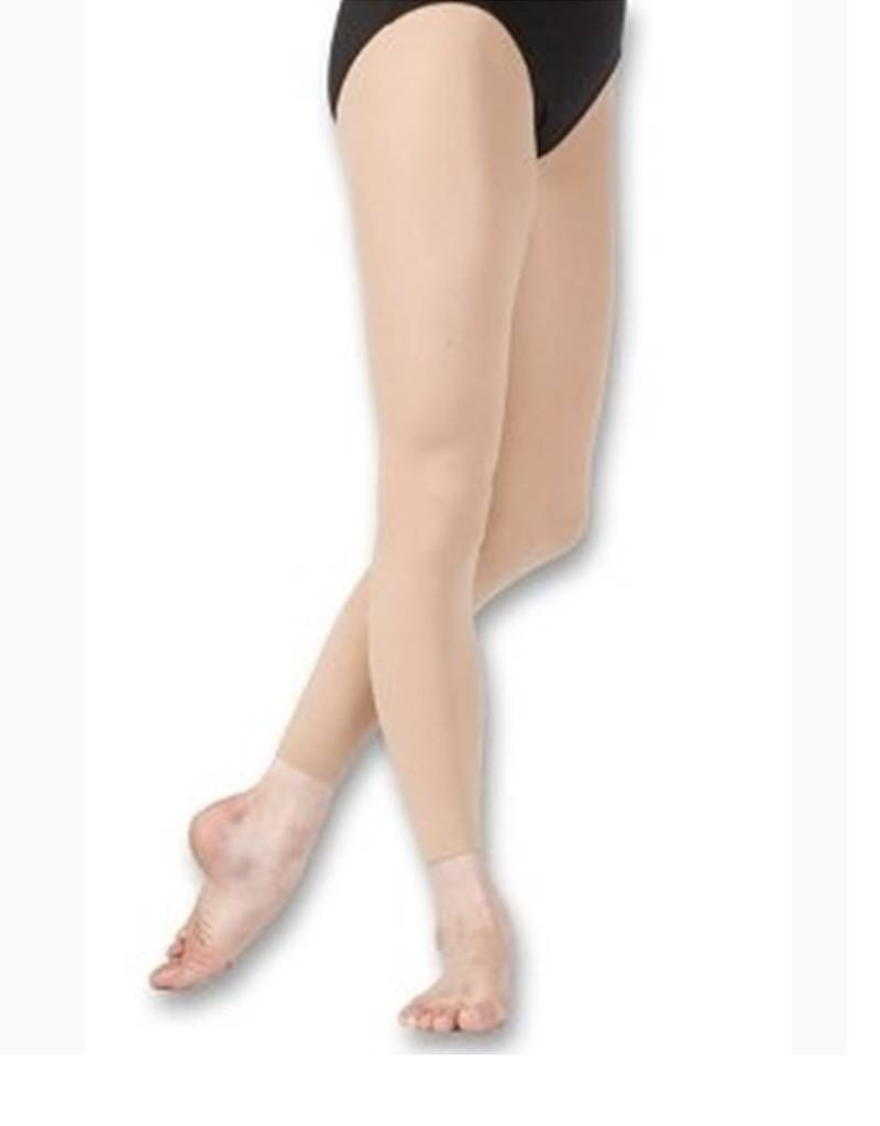 Capezio Capezio 1813: Adult Microfiber Footless Skate Tight