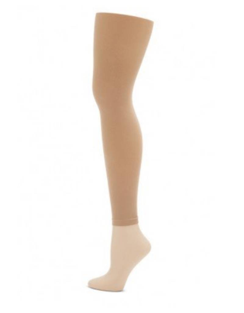 Capezio/Bunheads Capezio 1917: Footless Tight with Self Knit Waist Band