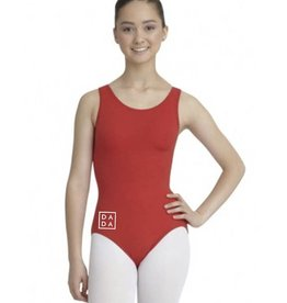 "Capezio Adult DADA ""Red Birds"" Leotard"