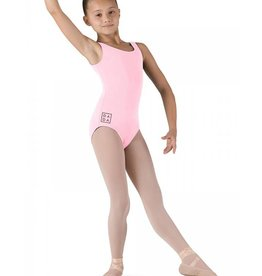 Bloch DADA Early Bird Tank Leotard (Two Logos)