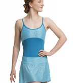 Ainslie Wear AW508MS: AinslieWear Pull-on Skirt-Mosaic O/S