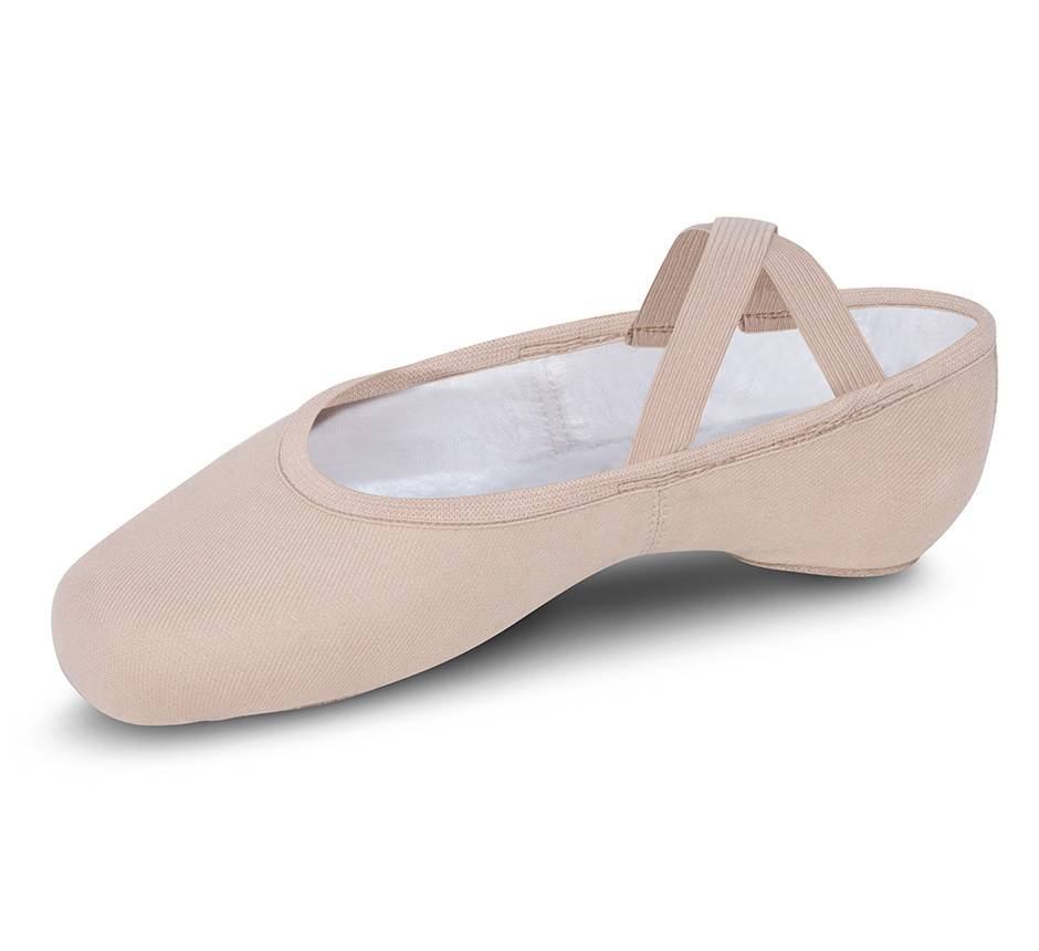 Bloch/Mirella S0284L-Performa Canvas Ballet Shoe