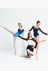 Ballet Rosa SCARLET-LS Leo w/Lace
