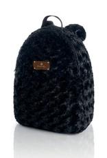 Ballet Rosa ALLEGRO-Plush Backpack-Black