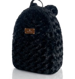 Ballet Rosa ALLEGRO-Plush Backpack-Black