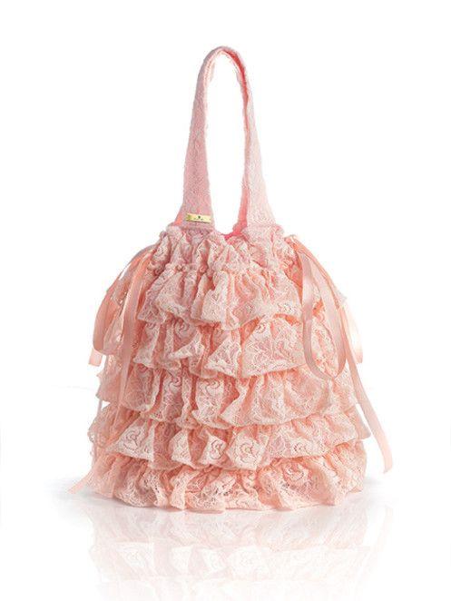 Ballet Rosa RELEVE-Children's Lace Bag