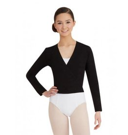 Capezio/Bunheads CC850-Cotton Wrap Sweater
