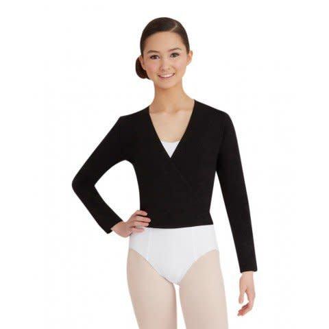 Capezio CC850-Cotton Wrap Sweater