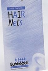 Capezio Black Hair Nets - BH424