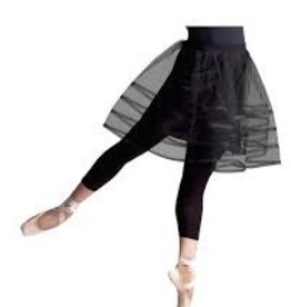 Capezio 10730W - Clock Strikes Tutu Skirt: SALE