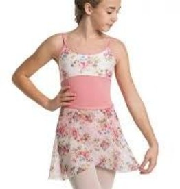 "Ainsliewear AW501VG- 13"" GIRLS Wrap Skirt Vict. Grdn-O/S"