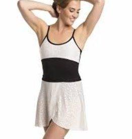 """Ainsliewear AW501DS- 15"""" Wrap Skirt/Daisy Lace O/S"""
