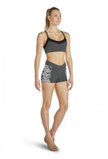 Bloch/Mirella FT5051- Two Tone Crop Top