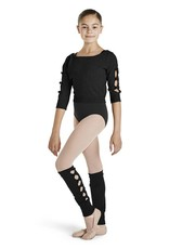 Bloch/Mirella CW1140 - Bow Detail Leg Warmers