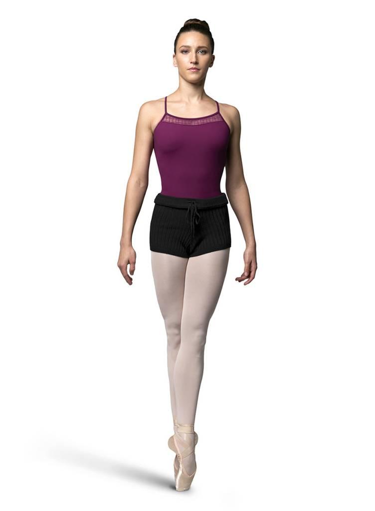 Bloch/Mirella R1234 - Knit Shorts