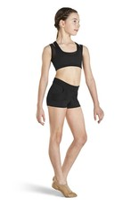Bloch/Mirella KA007S-Mesh Pocket Short