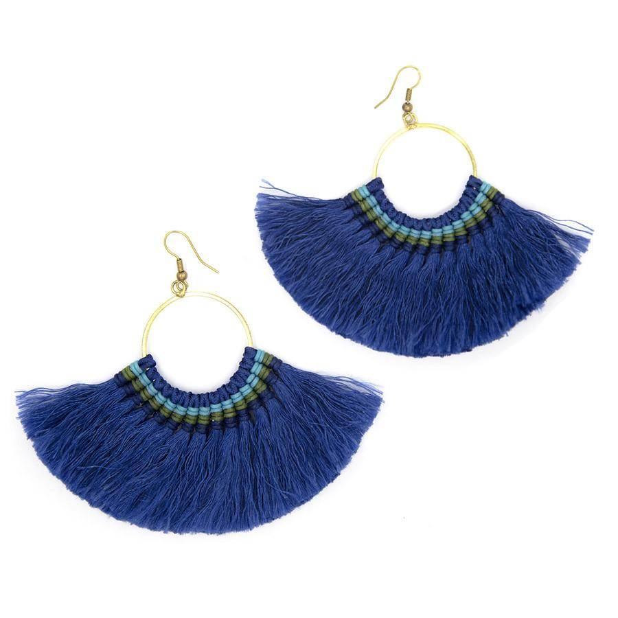 Lamai Tassel Earring