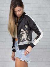 Allie Bomber Jacket