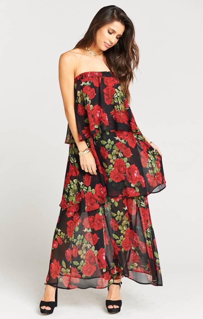Karla Convertible Skirt Dress