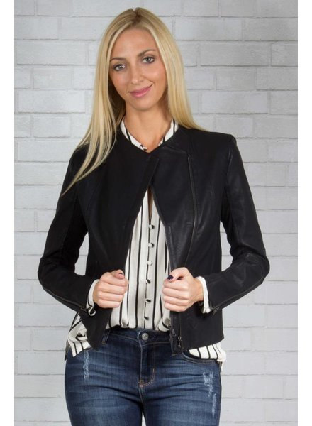 Nola Leather Jacket
