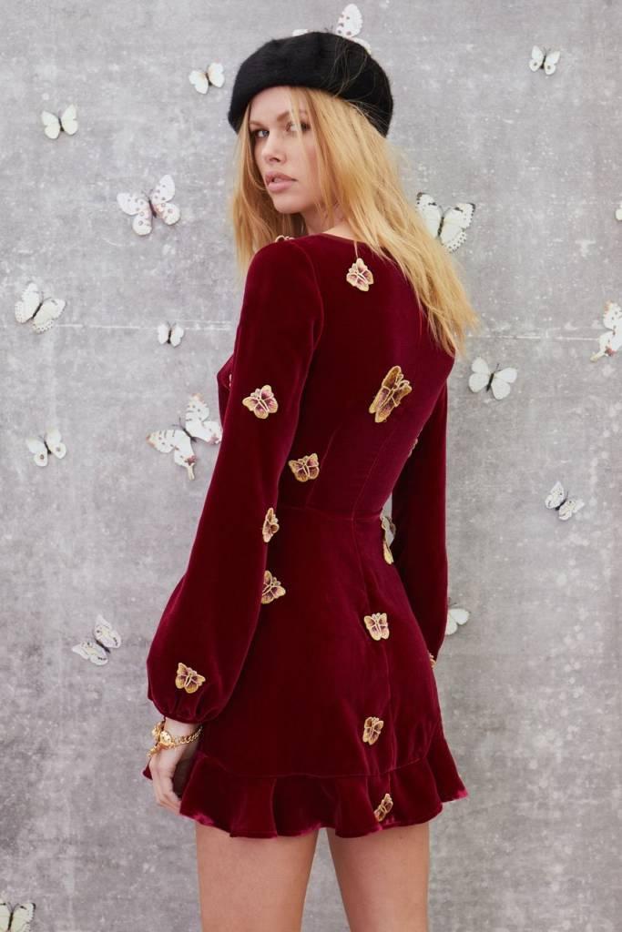 Papillon Mini Dress