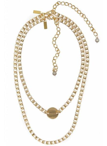 Leoni Necklace Set