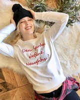 Define Naughty Sweater