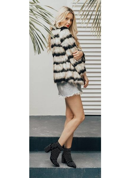 Night Owl Fur Jacket